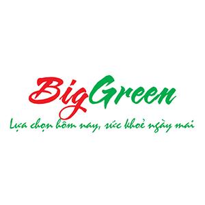 Hệ thống cửa hàng Big Green