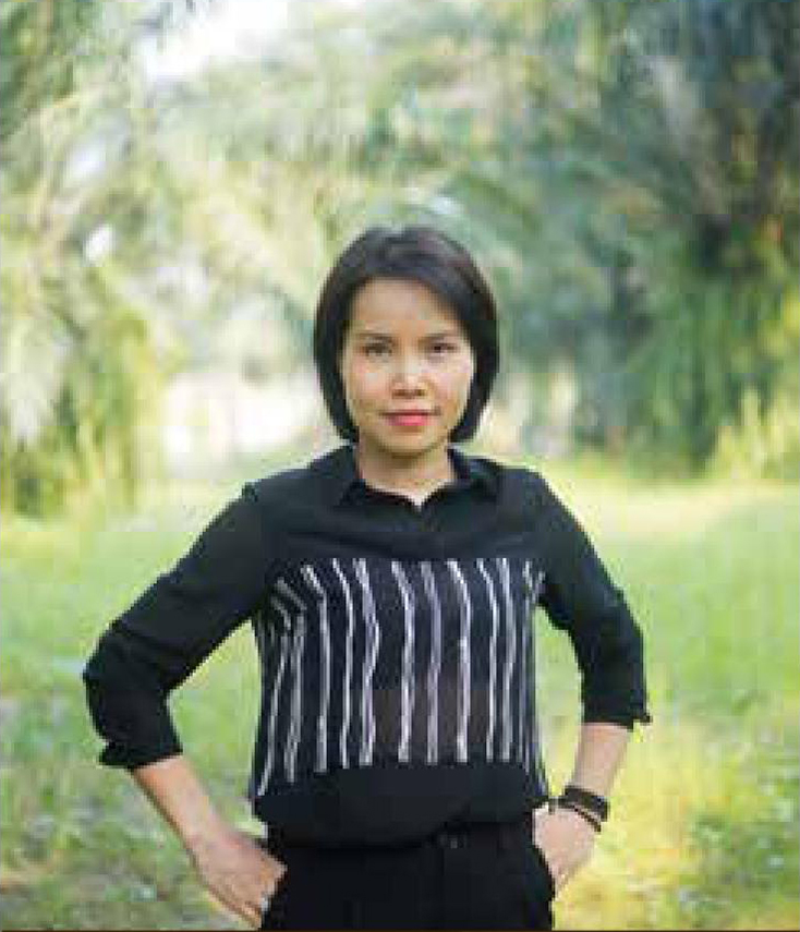 Bà Trần thị Kim Quy